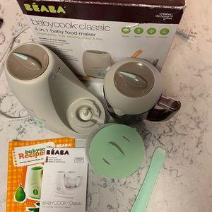 Beaba Babycook Classic 4 in 1 Baby Food Maker